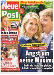 138 Neue Post Zeitschriften Illustrierte