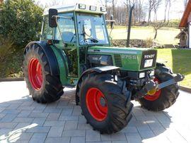 Fendt 275 S 55 kW Allrad,EHR, St. 3 dw