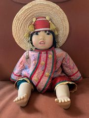 Original Götz Puppe Carlos ca