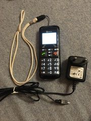 amplicom Mobiltelefon M5010 extra laut