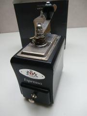 Hand-Espressomühle