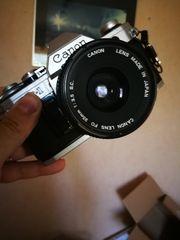 Canon AE 1 Canon FD