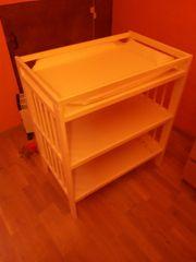 IKEA Gulliver Wickeltisch mit Wickelunterlage