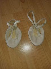 Kinder Tanzschuhe Halbsohlen Ballettschuhe Leder