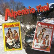 Alpentrio Tirol zwei Kassetten