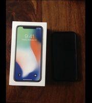 IPhone X 64GB Weiß-Silber