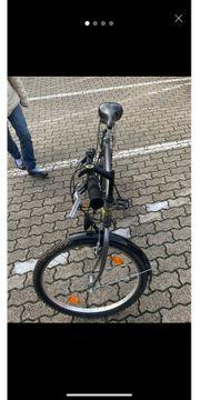 Fischer Jugend Fahrrad