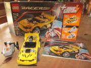 8183 Lego Racers Power Track