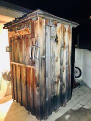 Minibar Hütte