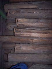 Tanne - Douglasie - Holzstangen Holzpfähle geschält