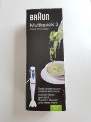 Braun Multiquick 3 Stabmixer