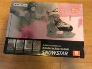 Größenverstellbare Kinderschlittschu Snowstar für Mädchen