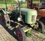 Oldtimer Traktor Fendt-Dieselross