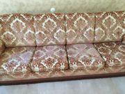 Sofa Couch Sitzgarnitur aus den