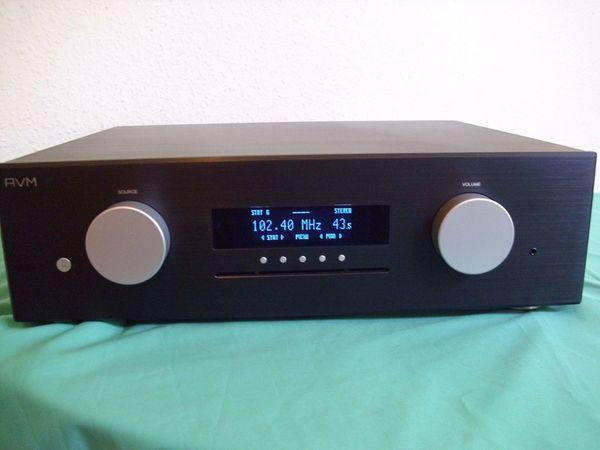 AVM Evolution C9 - voll-verstärker-cd-player - integrated-amplifier-receiver
