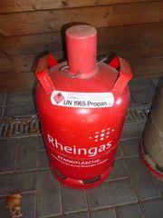 2 Propan Gasflaschen 11 kg