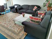 Couchgarnitur Sofa Set 3-er Zum