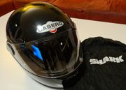 Caberg Motorradhelm Classico schwarz XL