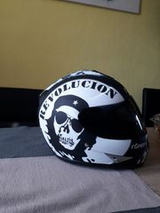 Motorradhelm Römer Revolution