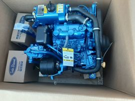 Sole Mini 17 Dieseleinbau Motor