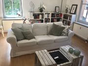 Sofa - IKEA Ektorp 3er weiß