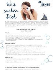 Social Media Spezialist