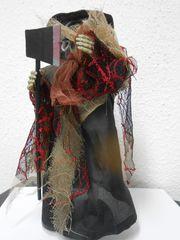 Halloween Figur Deko mit Funktionen
