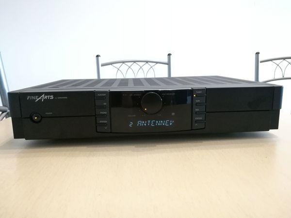 Fine Arts R11 Stereo Receiver