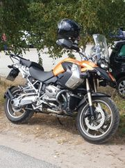 BMW GS 1200 Reiseenduro guter