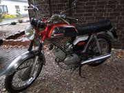 Motobecane 125ccm 2 Zylinder 2-takter