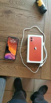 Apple iPhone 11 PRODUCT RED -