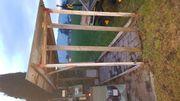 Gestell für Brennholz
