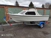 Motorboot kajütboot Angelboot Neuboot