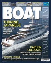 Boat International Magazines Sammlung - 20