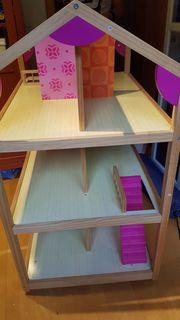 Barbie- Puppenhaus von KidKraft ab