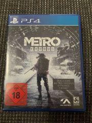 Metro Exodus PS4 PlayStation 4