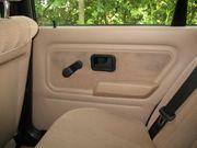 BMW E30 Touring Innenausstattung Stoff