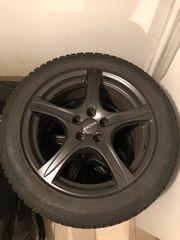 BMW - Alufelgen RONAL 56R8805 schwarz