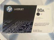 HP Laserjet Druckkassette 80A