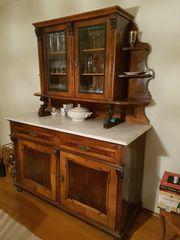 Buffet Schrank antik