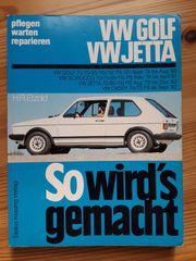 Reparaturanleitung VW Golf VW Jetta