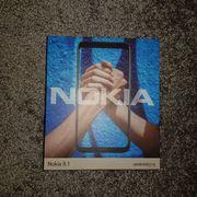 Nokia 8 1 Zubehör unbenutzt