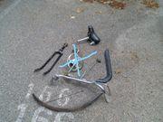 Verkaufe Ersatzteile für Oldtimer Fahrrad