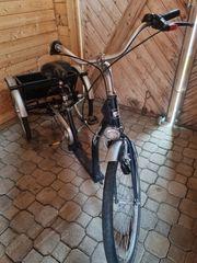 Erwachsenen Dreirad