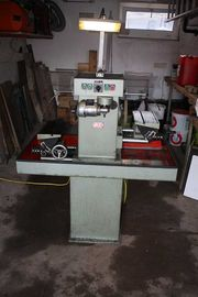 Gebrauchte Doppel-Werkzeugschleifmaschine REMA SNS07