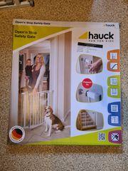 Treppenschutzgitter Marke Hauck