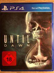Until Dawn Ps4 Neuwertig