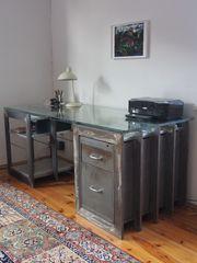 Schnäppchen Designer Tisch fürs Büro