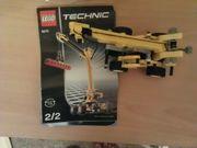 Lego Technik 8270 KOMPLETT mit