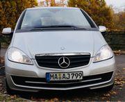 Mercedes Benz A-Klasse Navi Klima
